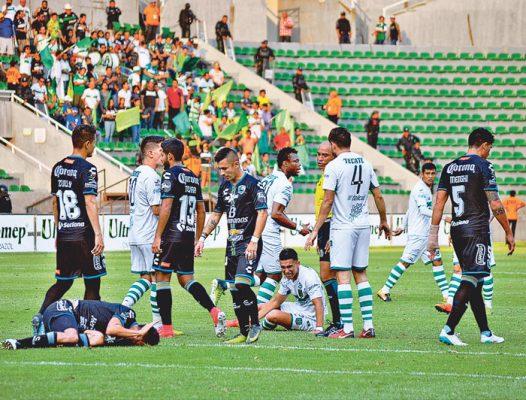 Empate satisface a entrenadores del Tampico y Zacatepec