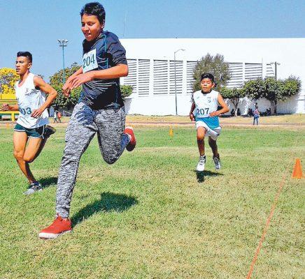Representarán a Morelos en el nacional de campo traviesa