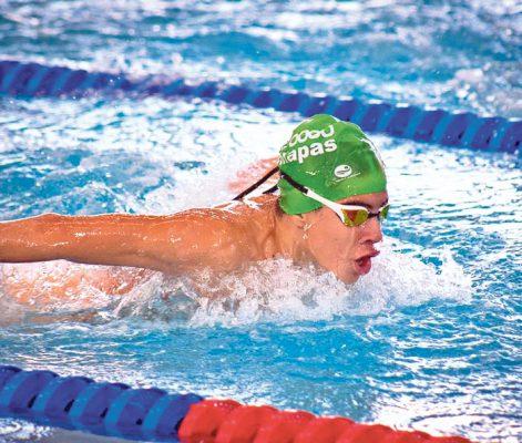 Natación, pilar de los Juegos Olímpicos