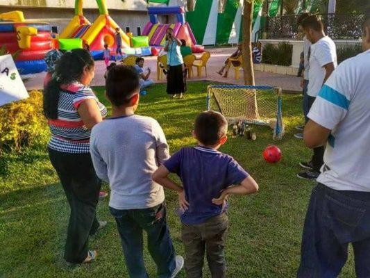 Recibirán niños de Zacatepec cajitas sorpresa