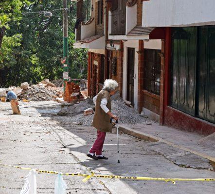 Habitantes afectados de varios municipios denunciaron la falta de apoyos por parte de la Secretaría.