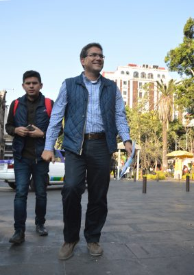 En Morelos puntea Armando Ríos Píter