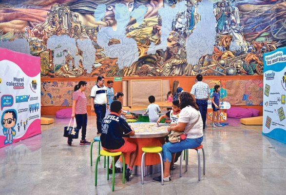 Un mundo por descubrir, en el Papalote Museo del Niño