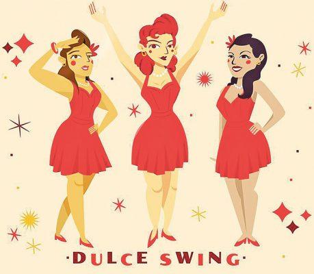 Presentarán las Swing Sister disco debut