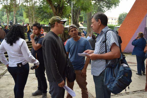 Amaga Sitauaem con manifestación