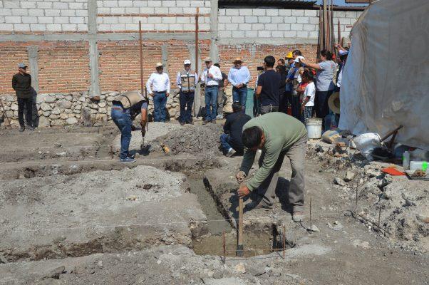 Reconstruyen La Nopalera