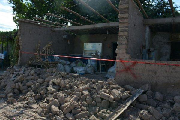 Ni demoliciones, ni reconstrucción en Tlaltizapán