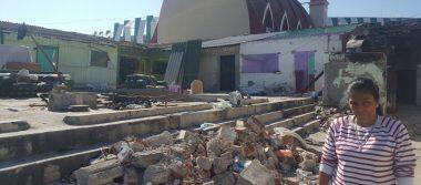 Pendiente reubicación de 36 familias en Zacatepec