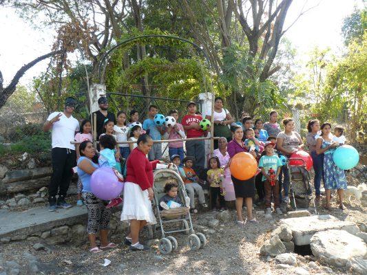 """Lleva """"El Destructor"""" felicidad a niños en Jojutla y Zacatepec"""