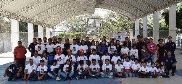 Protestan contra rehabilitación de escuela en Tlaquiltenango