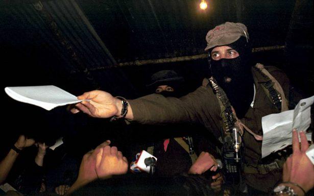Se cumplen 24 años del alzamiento armado del EZLN