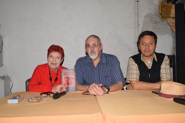 Presentan obra literaria; La Sangre de la Bestia de Rubén Pizano