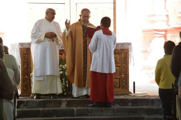Critica Obispo a quienes siguen la 'estrella del Poder'