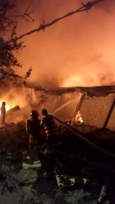 [VIDEO] Se registra incendio en una bodega