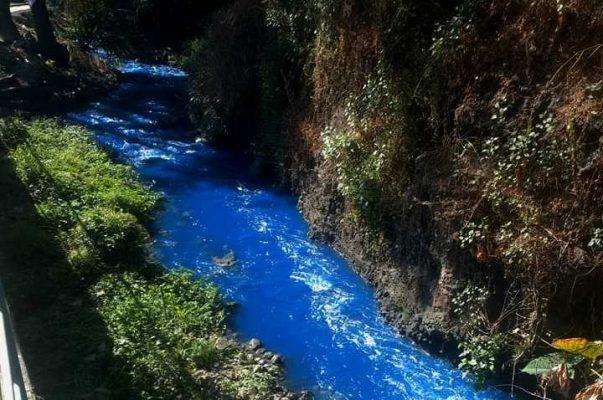 ¡Ahora azul! Confirman nueva descarga de color en Chapultepec