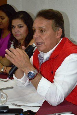 """""""Oportunista"""", llama el PRI al PVEM"""