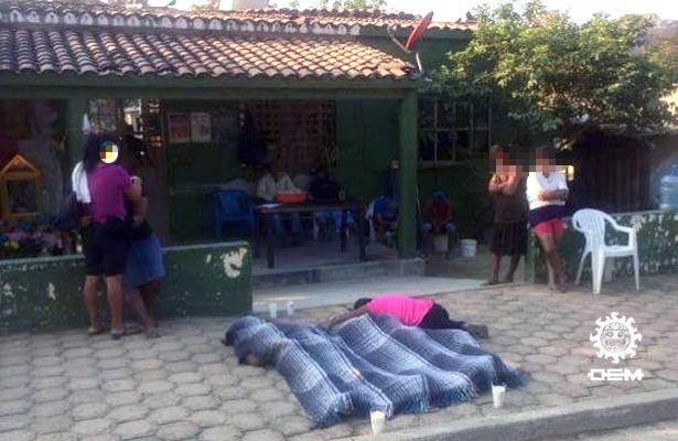 Enfrentamiento en Acapulco deja al menos ocho muertos