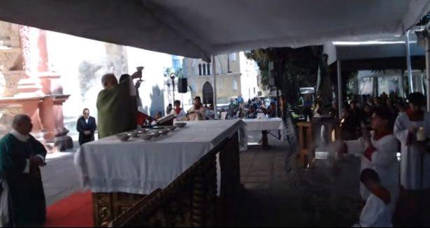 Cuestiona el Obispo la inseguridad en Morelos