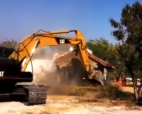 Inicia demolición en instalaciones de la UAEM