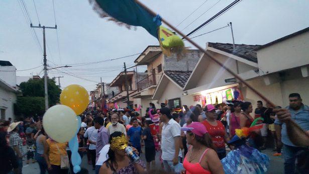 Rebasa expectativas el carnaval