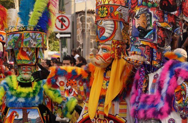 Alistan carnaval de Ayala