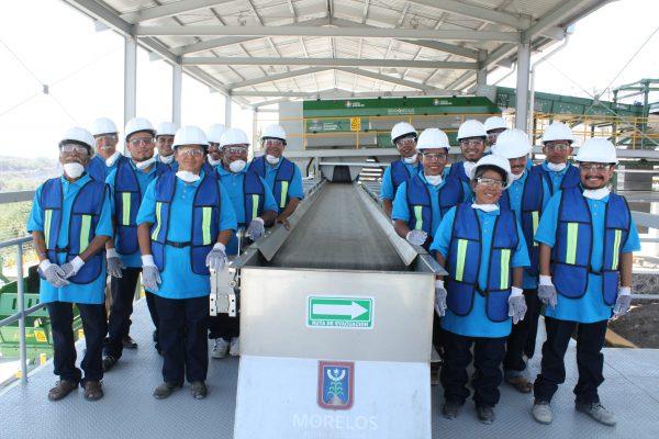 Destaca Morelos por disposición final de residuos