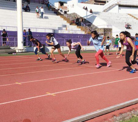 Concluyen las pruebas de atletismo