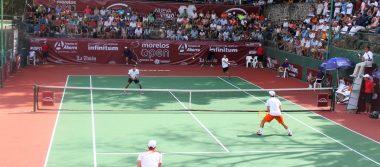 Continúan acciones del Morelos Open