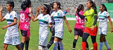 Debutan las Cañeras de Zacatepec