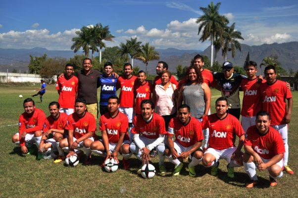 Recibe Acero goliza en la liga Ricardo Carrillo