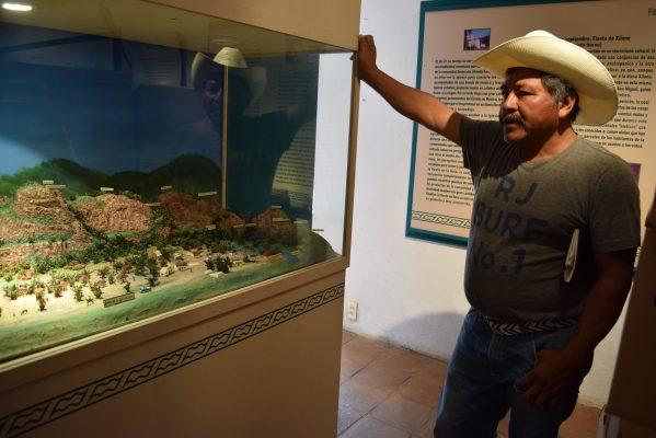 Abandonan el museo de Quetzalcóatl