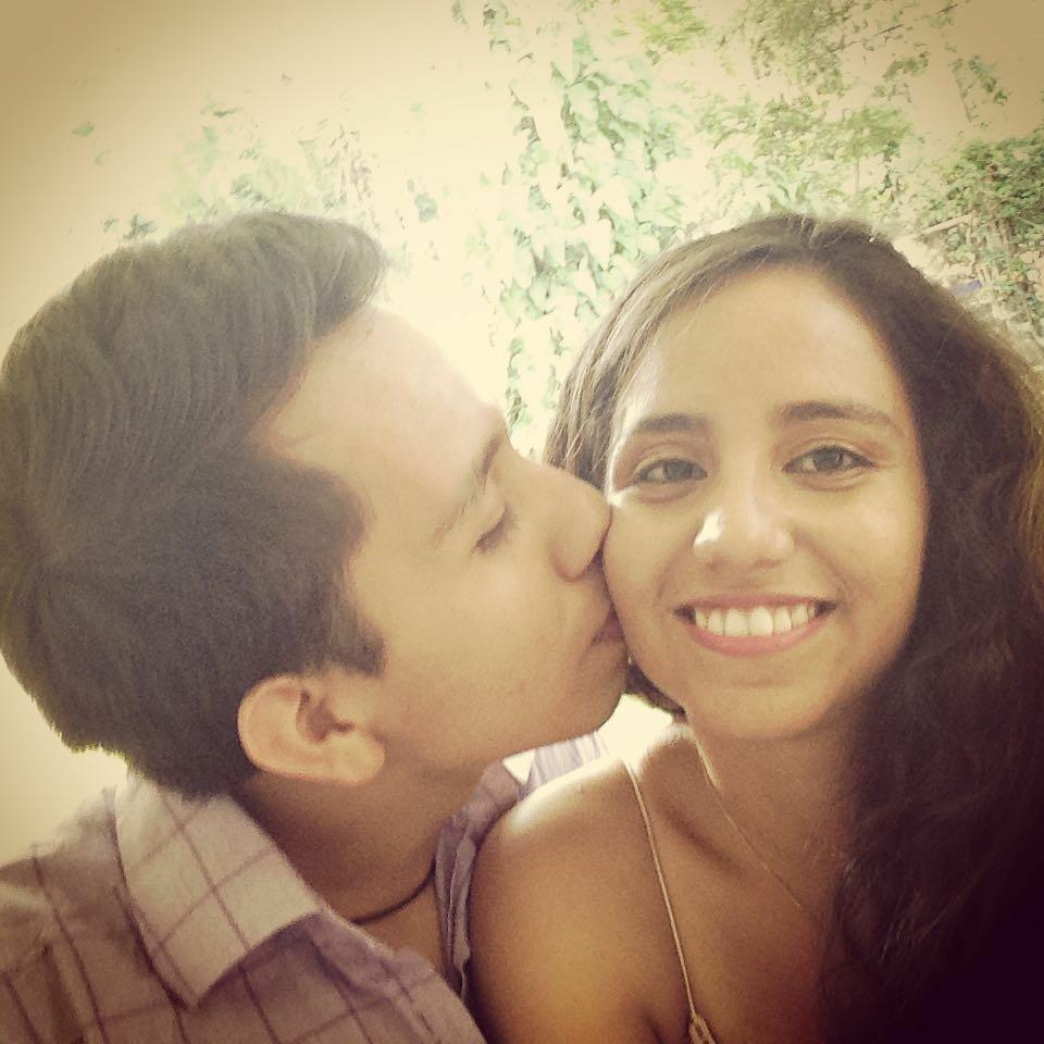 """""""Es mi amor, mi príncipe""""/Cortesía"""