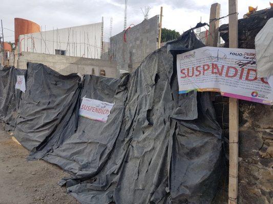 Suspende Propaem motel de  Las Quintas