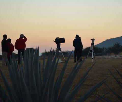 Realizarán observación astronómica en Jojutla