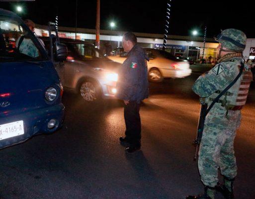 Vigila Ejército la seguridad