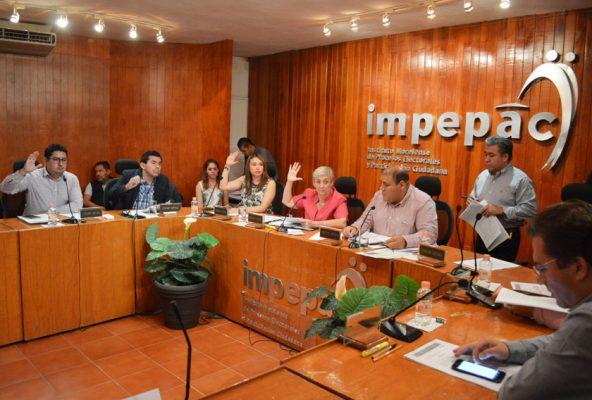 Contenderían independientes por 18 municipios