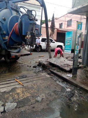 Atiende SAPAC a vecinos de Amatitlán