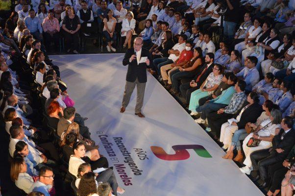 """""""En Morelos la salud es un derecho, no una prestación"""""""