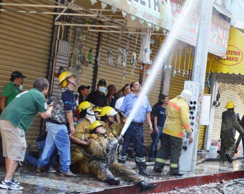 Faltan equipos de bomberos en la región Oriente