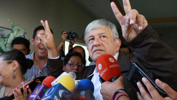 Investigar a todos los candidatos incluido él, pide AMLO