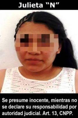 Recapturan a presunta delincuente de Tamaulipas