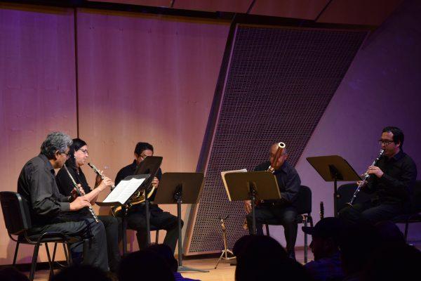 Llega Quinteto de Alientos Orfeo