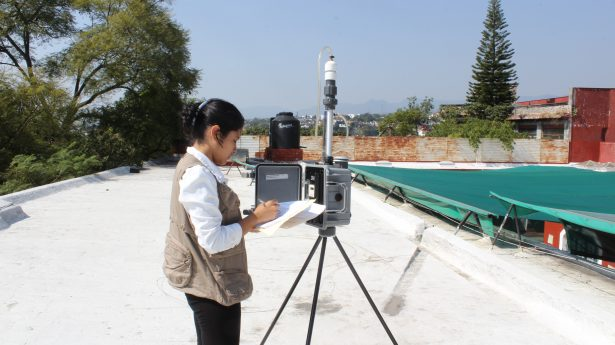 Combate Morelos gases de efecto invernadero