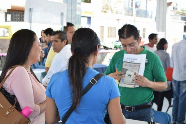 Anuncian feria del empleo en Puente de Ixtla