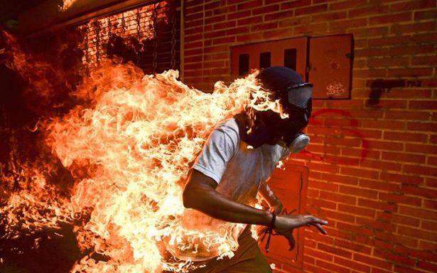 Estas son las imágenes nominadas al World Press Photo