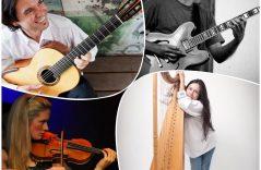 Se llena de música Tepoztlán