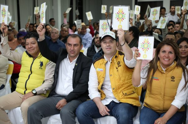Ratifica PRD a Gayosso