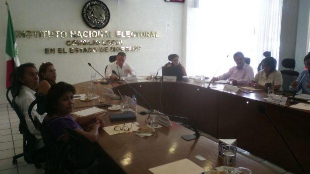 Desecha INE queja de Morena