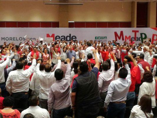 Recuperará Morelos la seguridad con el PRI: José Antonio Meade