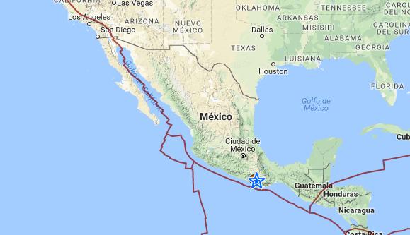 ¡Otro susto! Se registra sismo en Pinotepa Nacional